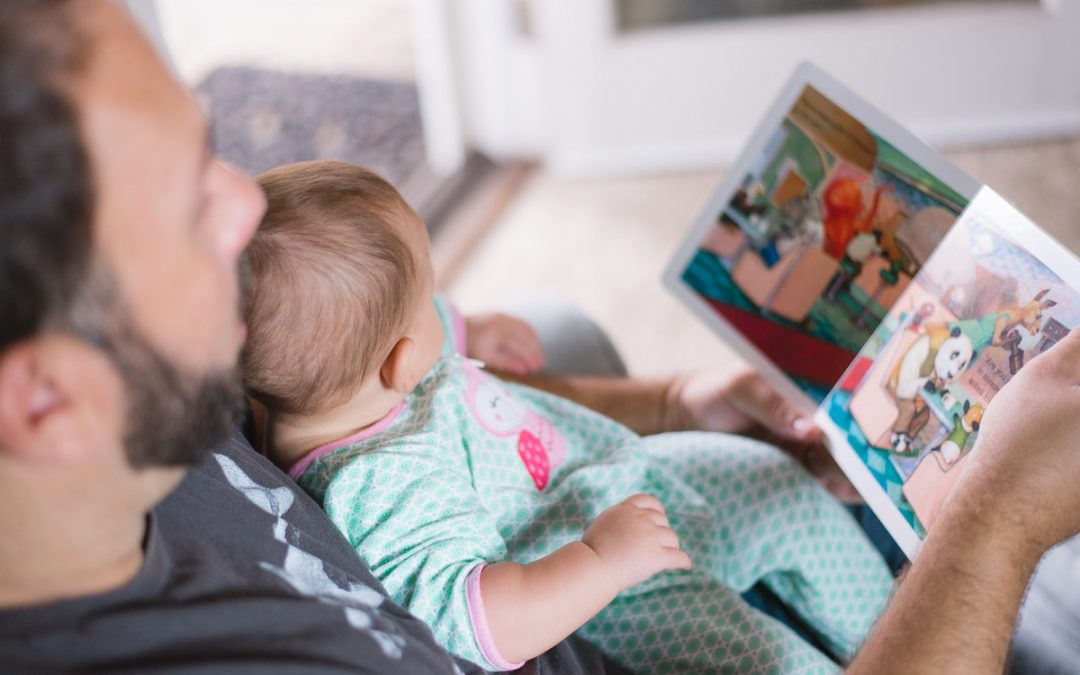 Great Books to Read to Your Infant, Toddler or Preschooler